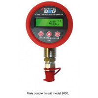 Hydrajaws Model 2000 Tester Bluetooth Digital 25kN Gauge (PSBTDG25)