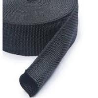 Black Tube Tape 100mm