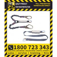 140 kg Rated 'BB' Lanyard 2m Single or 1.6m Twin Leg