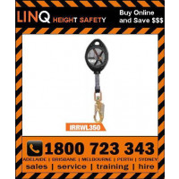 LINQ 3.5m Self Retractable Webbing Loq Bloq (IRRWL350)