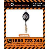 LINQ 6m Self Retractable Webbing Loq Bloq (IRRWL600)