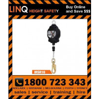 LINQ 10m Self Retractable Wire Rope Loq Bloq (IRSR10)