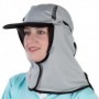Uveto Silver Grey Kalahari Hat Micro Mesh (KHMSG)