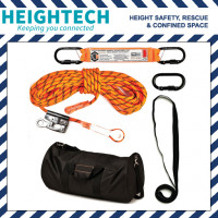 Tradesman Entry Level Roofer's Kit with 25m Ropeline