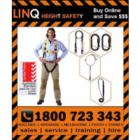 LINQ KITCONS Construction Roofers Harness Kit (Essential Model)