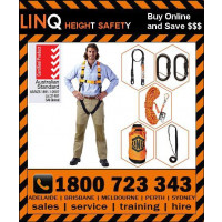 LINQ KITRSTD Standard Roofers Harness Kit (Essential Model)