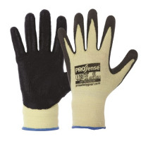 ProChoice L/8 Cut Resistant Glove NITRA-GRIP. Kevlar knit liner with Nitrile Dip Palm (NB: CUT 3 RATING) (KKN)