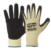 ProChoice 2XL/10 Cut Resistant Glove NITRA-GRIP. Kevlar knit liner with Nitrile Dip Palm (NB: CUT 3 RATING) (KKN)