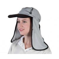 Uveto Silver Grey Kala Hat Micro Mesh (KLMSG)
