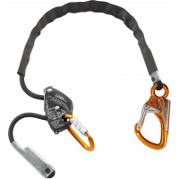 1.5m Skylotec Set Lory Pro Lanyard with Double Action Attack Hook