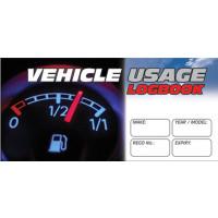 Vehicle Usage Logbook - DL Size (LB115)