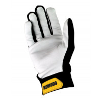 (Pack of 12) SMALL KOMODO Leather Man Glove (634801)