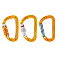Petzl Sm'd Ultra-Light Asymmetrical Carabiner (M39A)