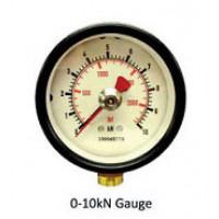 Hydrajaws Medium Duty Analogue Gauge 10kN (MDG010)