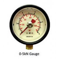 Hydrajaws Medium Duty Analogue Gauge 5kN (MDG005)