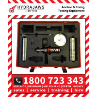 Hydrajaws Model 2000 MATERIAL BOND Export Tester Kit with Analogue Gauge (CS2000MBEXP)