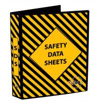 Safety Data Sheet Binder Yellow/Black (MSDSY)