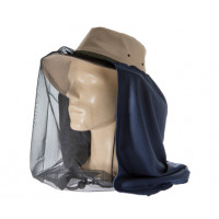 Uveto NAVY Net 'N Shade Head Face Protection Add-on