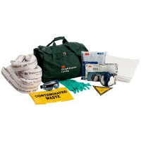 3M Oil & Petroleum Sorbent Spill Kit Cabin Bag - 25L (SRCB-Petro)