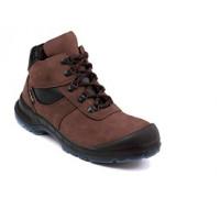 Otters Brown Hikker Safety Shoe