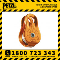 Petzl FIXE Hauling Fall Arrest Pulley (P05W)