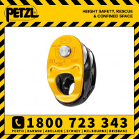 Petzl JAG High-Efficiency Double Pulley (P45)