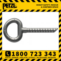 Petzl Collinox Ring Bolt (P55)