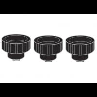 Hydrajaws Plastic Knobs (pk3) (PLKNBSET3)