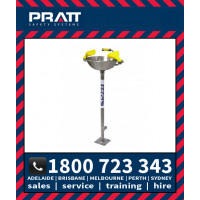 Pratt Free Standing Eye/Face Wash Hand Operated (SE420)