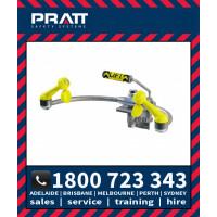 Pratt Wall Mounted Hand Operated Eyewash (SE575)