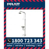 Pratt Safety Shower and Eye/Face Wash Station (SE620)