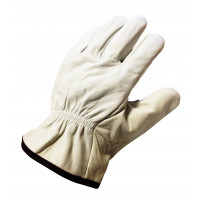 TGC Professional Grade Leather Riggers Reusable Gloves XL