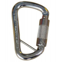 3M DBI Sala Triple Action Autolock Carabiner with Captive Eye R-119 16kN
