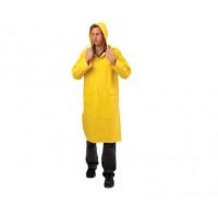 Yellow PVC Full Length Rain Coat
