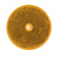 85mm Reflective Corner Cube Delineator - Yellow (RC-Y)