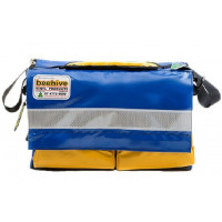 Beehive Fully Lockable Double Base Tool Bag (FLZDB)