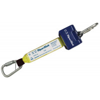 Spanset Retracting lanyard 2.5m inc triple action hook