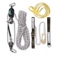 Rescue Master Rope Positioning Device Full Kit (RPD) 45m