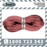 Beal Industrie 11mm Red Abseil Rope BCSI11