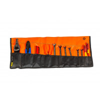Rugged Xtremes Compact PVC Tool Roll (RX03B001PVCOR)