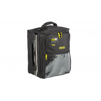 SMALL BLACK Rugged Xtremes Fire Stowage Bag (RX05F106BK)