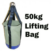 BDM Canvas Lifting Bag Rated 50kg (BDM50)