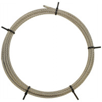 12m Capital Safety S/S CABLE FLEX 10MM SWAGE (LS012-SS)