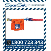 Spanset 18m Safety Static Line 3400 Rated One Person