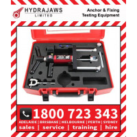 Hydrajaws Model 2000 SCAFFOLD TIE Export Tester Kit with Analogue Gauge (CS2000SCEXP) Anchor Fastener Pull Tester
