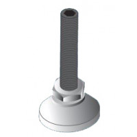 Hydrajaws Eyebolt/Scaffold Swivel Foot (SFT35M10)