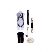 Skylotec 15m Roofers Workers Kit inc Safety Harness - DOM 0115