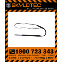 Skylotec attachment sling LOOP SEP 40kN - Cut proof 30mm wide fibres with a sewn in 40mm outer sheath make this ideally suited for any sharp edge anchorages (L-0321-2) 2m length