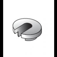 Hydrajaws Button adaptors slotted 6.5mm (SBA003)