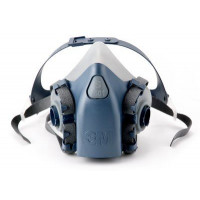 3M Small Half Facepiece Reusable Respirator (7501)